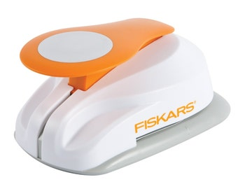 Fiskars Lever Punch Medium - CIRCLE