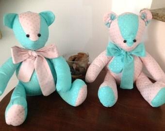 2 bears Nannah & Zizou