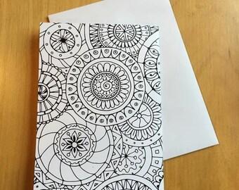 Note Card - Circles of Life