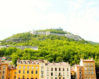 Photograph from Grenoble, France