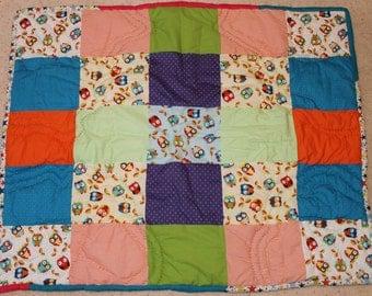 Hand-made Quilt