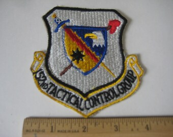 USAF 152nd AIR Operations Group Patch
