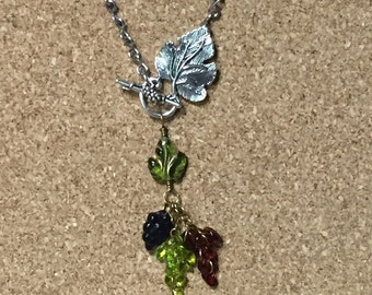 Grapes Necklace - H062Q4Q