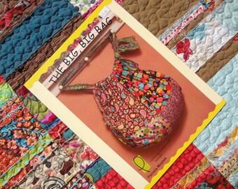 The Big, Big Bag by Pamela Mostek / Making Lemonade Designs
