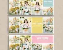 Facebook Timeline Cover, Facebook Cover Template, Photography Template, Photo Template, Instant Download, Facebook Template, Banner Template