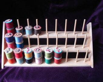 Cotton/Bobbin/Thread organiser freestanding (free post uk)