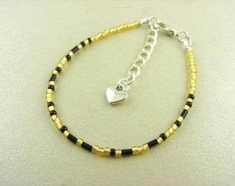 Bracelet Morse Code-Fangirl