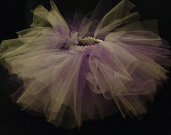 Fairy princess tutu, available also  in pink, blue, yellow, and green