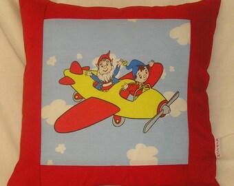 Noddy Flying High Cushion