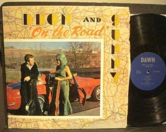 DHON and SUNNY-On The Road - AUTOGRAPHED
