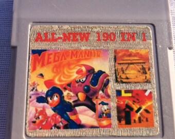 190 in 1 Nintendo Gameboy - Mega Man