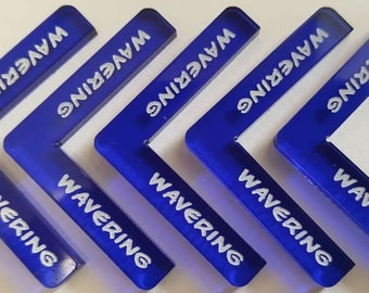 Wavering Markers (5)