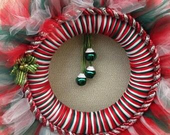 """9"""" Jingle Bell Wreath"""