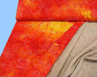 LINEN fabric - double weave... 2nd choice (507361)