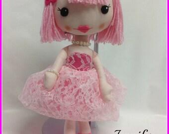 Handmade cloth Doll - Jennifer