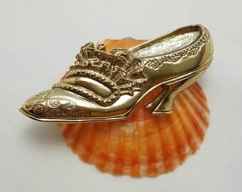 1928 Fancy Shoe Pin