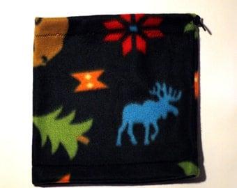 multifunctional scarf Siberia