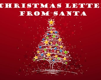 A LETTER FROM SANTA