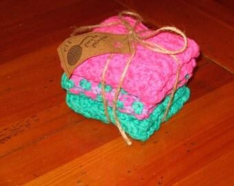 Colorful Dishcloths