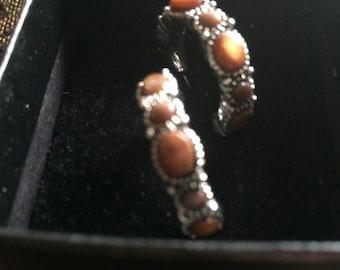 Chaps Earrings