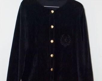 Vintage black jacket 40/M, 42/L, 44/L