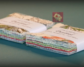Lot 2 Moda Fabrics Mini Charm Pack Purebred by Erin Michael NEW