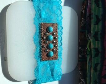 Custom made Lace headbands