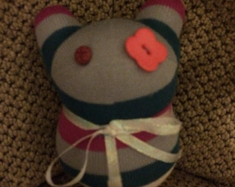 Stuffed Sock Bear