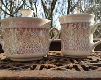 Chantilly by Denby Vintage 1980's