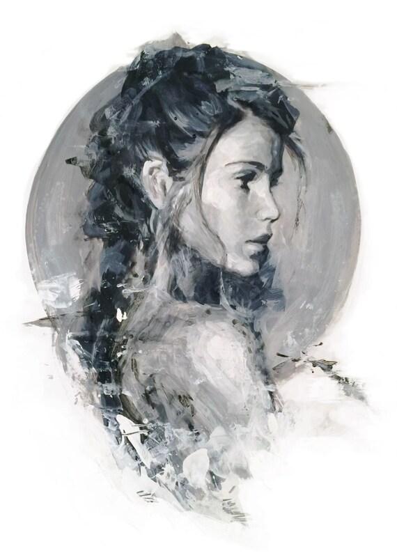 Quiet Storm - Print