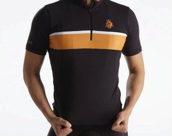 FMA cycling jersey casual style