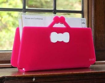 Clutch Bag Letter Holder