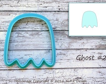 Ghost cookie cutter / Pacman cookie cutter / Halloween cookie cutter / Cookie cutters