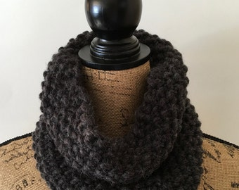 Cozy Cowl - Charcoal