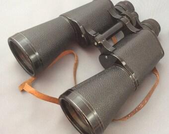 Vintage set of 12 X 60 Greenkat binoculars