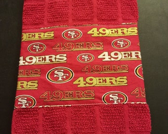 San Francisco 49ers Kitchen Towel