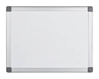 Magnetic Whiteboard Message Board Dry Erase White Board 45 x 60 cm Stylish
