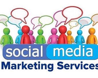 Social Media Marketing Services - 1 Post Daily