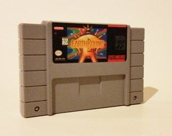 SNES- Earthbound