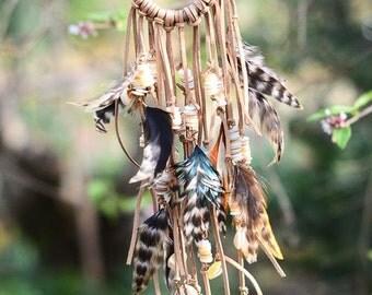 """Necklace """"Wild spirit"""""""