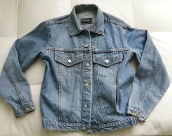 Blue Denim LADY LIKE Jeans Jacket