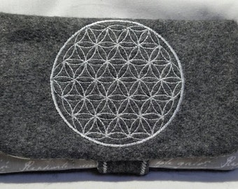 "Purse ""Flower of life"""