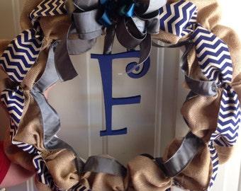 Custom made wreath