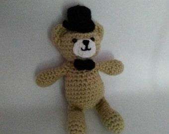 Bear amigurumi bear