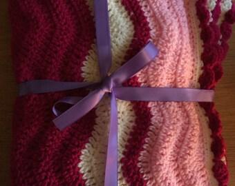 Crochet blanket Handmade - small