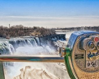 Look Out - Niagara Falls Ny