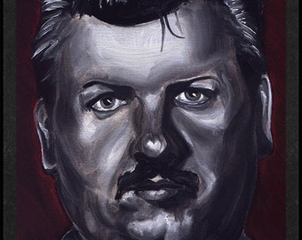 John Wayne Gacy is Card Number 69 from the Original Serial Killer Trading Cards