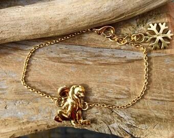 Bracelet chain Nanuq