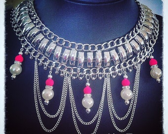 Our Precious Statement Necklace