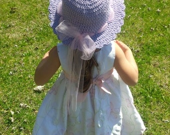 Handicrafters Cotton Summer Hat